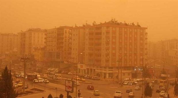 Meteoroloji'den Ege ve Batı Akdeniz için toz taşınımı uyarısı