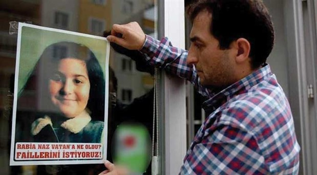 """Rabia Naz soruşturmasında """"dosyaya erişim yasağı"""" kararı"""