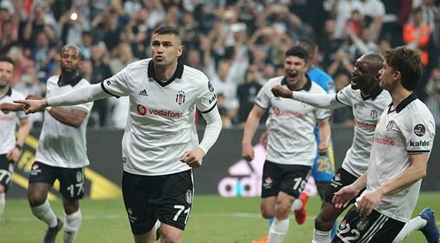 En dış kulvardan Beşiktaş geliyor!