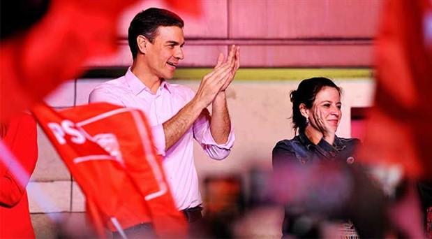 İspanya'da sol  koalisyon çağrısı