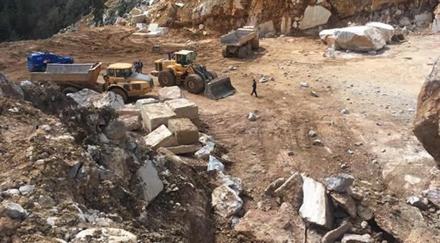 Kastamonu'da mermer ocağında patlama: 2 işçi hayatını kaybetti