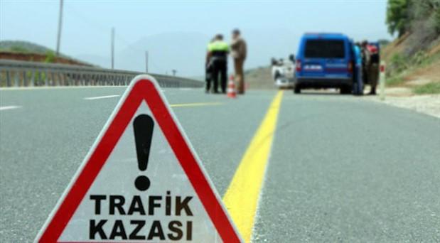 MHP MYK üyelerini taşıyan araç kaza yaptı
