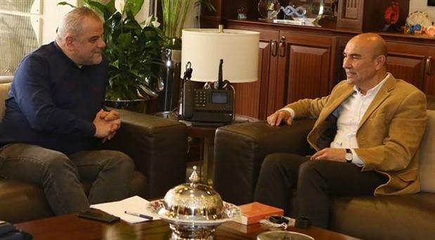 İzmir Büyükşehir Belediye Başkanı Tunç Soyer: Çıtayı yükseltmeliyiz