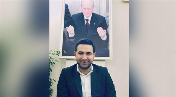 MHP'li ilçe başkanından, CHP'li meclis üyesine ölüm tehdidi: Seni delik deşik edeceğim