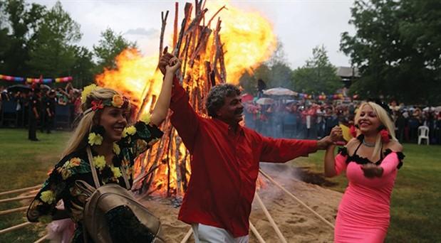 'Baba Fingo'yu beklerken büyüyen festival: Kakava