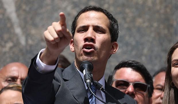 Guaido'dan ABD'ye askeri müdahale çağrısı
