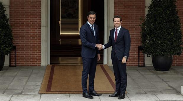 İspanya'da koalisyon görüşmeleri başladı