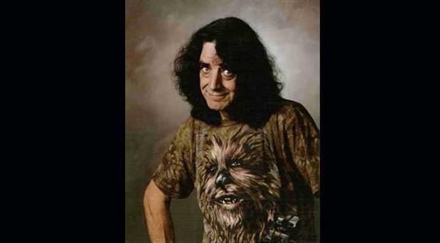 Chewbacca, Han Solo'dan ayrı düştü