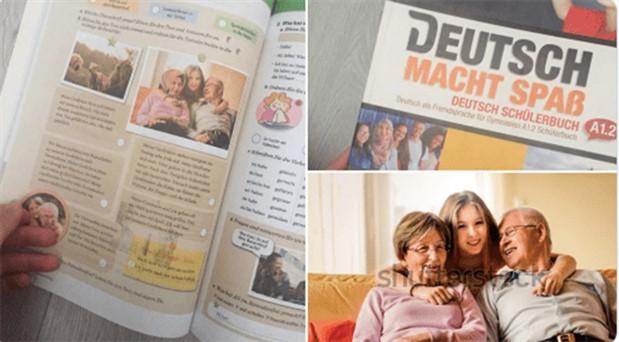 MEB kitaplarında kadınlara photoshop ile türban ekleniyor