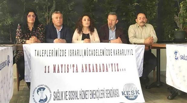 SES'ten eylem çağrısı: 11 Mayıs'ta Ankara'dayız!
