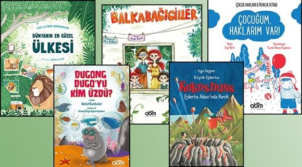 abm Yayınevi'nden yeni kitaplar