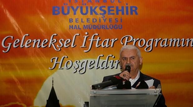 Erdoğan 31 Mart öncesi hedef göstermişti, Yıldırım bugün savundu