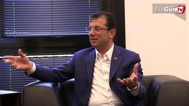 İmamoğlu: İBB'nin üst yönetimi kendini kente değil Ak Parti'ye adamış