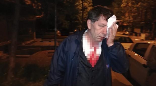 Yeniçağ yazarı Demirağ'a saldırı
