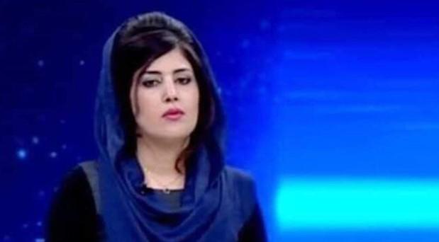 Afgan gazetecinin öldürülmesi protesto ediliyor
