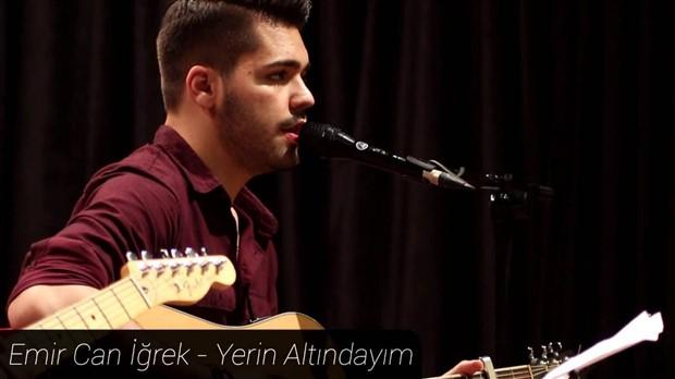 Emir Can İğrek'ten Soma'nın yıl dönümünde yeni şarkı