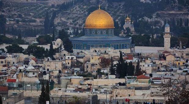 İsrail Eurovision tanıtımında Kudüs'ü kullandı: Filistin'den tepki geldi