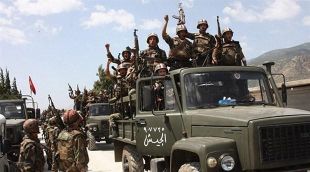 Suriye ordusu İdlib'e ilerliyor, cihatçılar 'silahlanma' çağrısı yapıyor