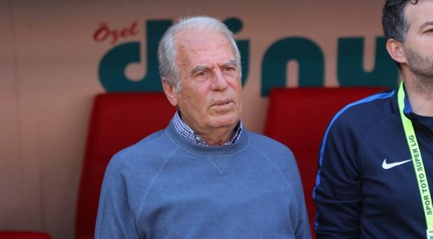 Kasımpaşa'da Mustafa Denizli istifa etti
