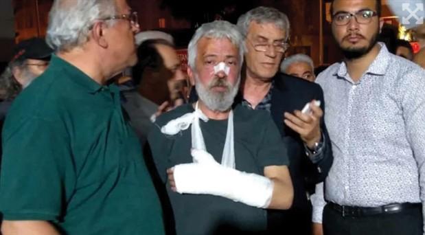 Antalya'da gazeteci İdris Özyol'a saldırı