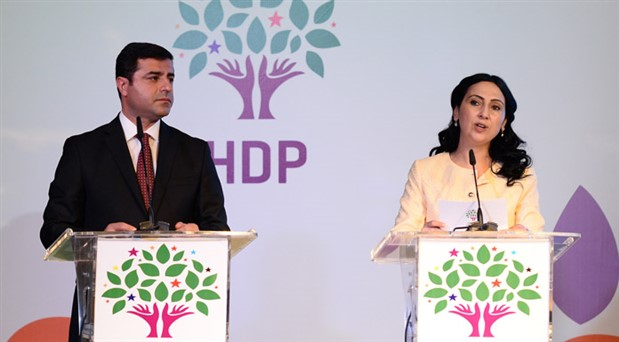Demirtaş ve Yüksekdağ, 'iftira' davasından beraat etti