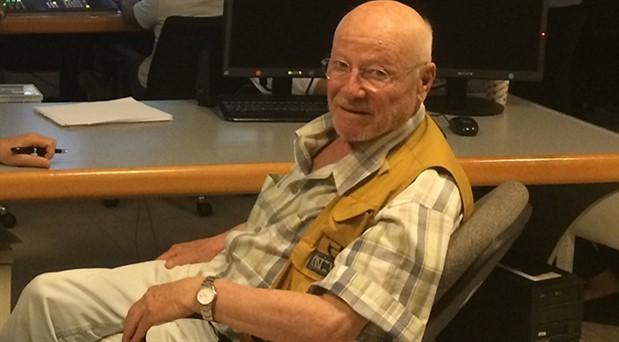Gazeteci Ulvi Yanardağ hayatını kaybetti