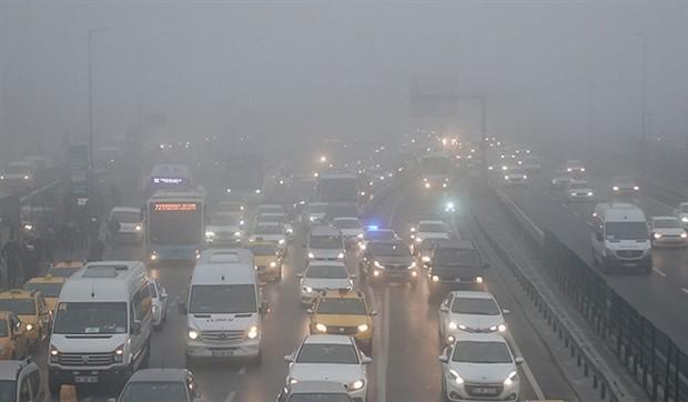Meteoroloji Genel Müdürlüğü'nden sis uyarısı