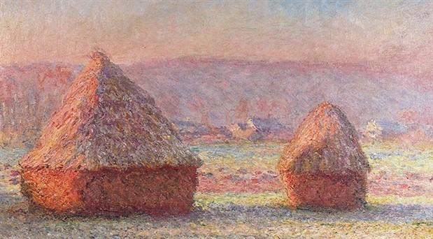 Monet tablosu 110 milyon dolara satıldı