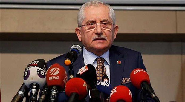 YSK Başkanı Güven'den seçmen listesi açıklaması