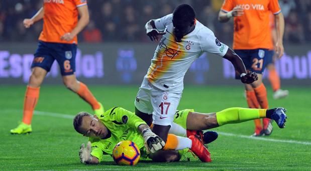 Galatasaray-Başakşehir karşılaşmasının hakemi belli oldu