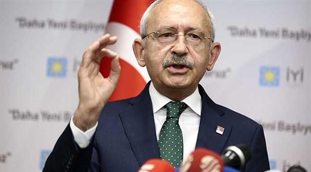 Kılıçdaroğlu: YSK milletin iradesine darbe yapmıştır