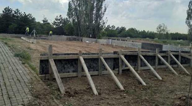 ODTÜ'de tartışma yaratan KYK Yurdu inşaatı başladı