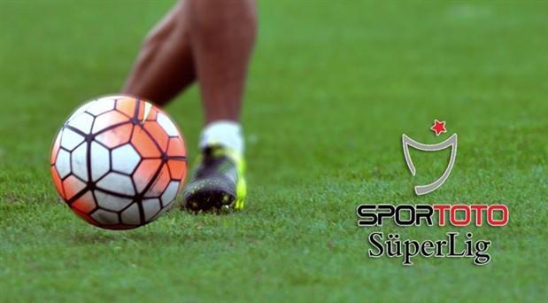 Süper Lig'de 33. hafta heyecanı