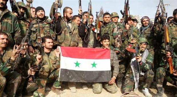 Suriye ordusunun İdlib ve Hama ilerleyişi sürüyor
