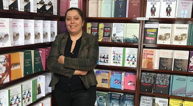 Tekin yayınevi sahibi Elif Akkaya, yayıncılığın sonunu anlattı: Bu dava bağı koparır