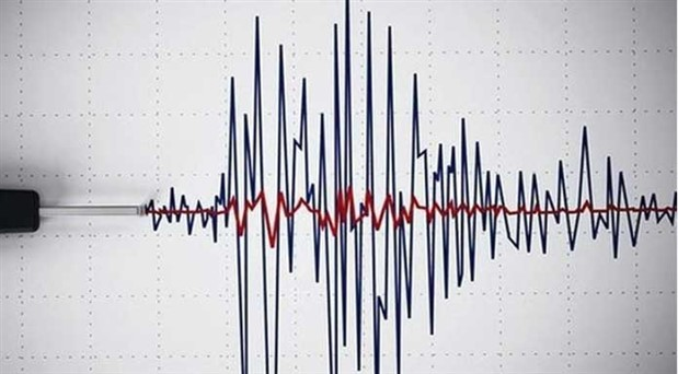 Ege Denizi'nde art arda üç deprem