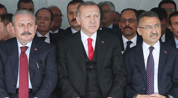 Erdoğan'dan 19 Mayıs konuşması