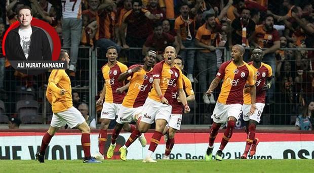 Galatasaray 22'nci defa şampiyon: Tarih tekerrürden ibaret!