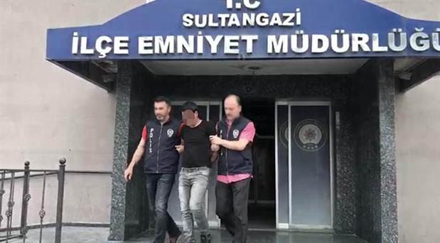 Sultangazi'de çocukları izleyerek mastürbasyon yapan kişi yakalandı