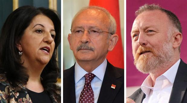 Kılıçdaroğlu, Buldan ve Temelli'nin dokunulmazlık dosyaları Meclis'te