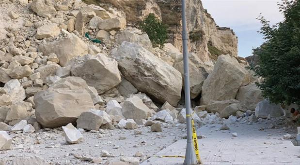 Urfa'da 6 gün arayla 2 heyelan