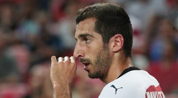 Arsenal, Mkhitaryan'ı Bakü'deki finale götürmüyor