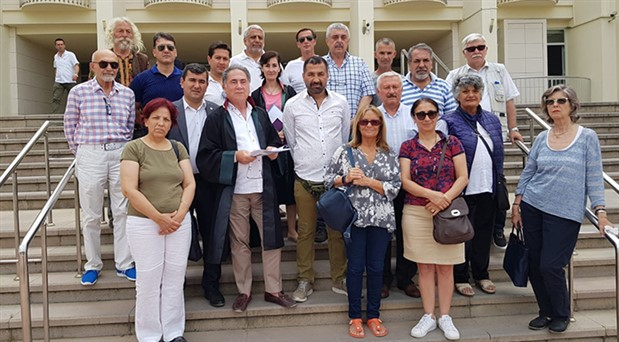 Bodrum'da YSK'ye suç duyurusu