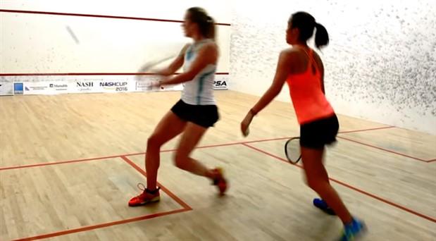 İspanya'da squash turnuvasını kazanan kadınlara vibratör ve ağda 'hediye edildi'