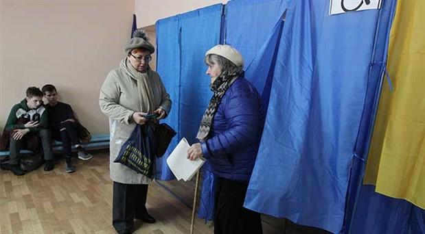 Ukrayna 21 Temmuz'da seçime gidiyor