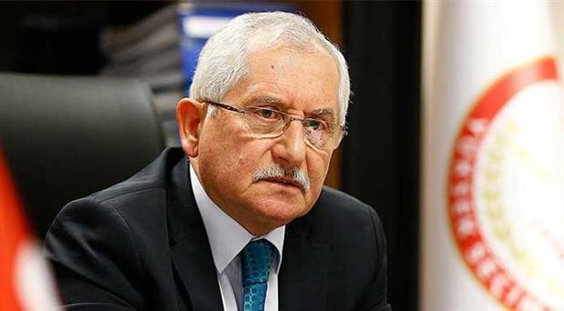 YSK Başkanı Sadi Güven: Seçimin iptaliyle yenilenmesine ilişkin karara katılmıyorum