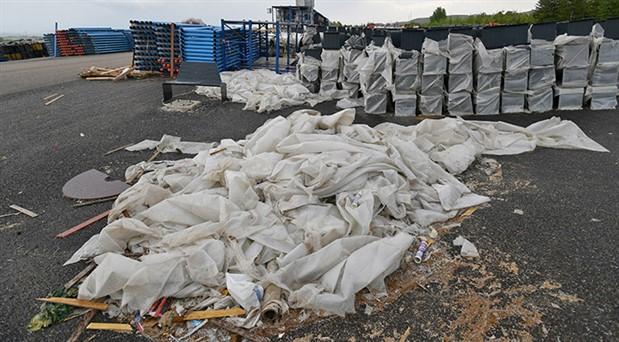Ankara'daki israf belgelendi: Kullanılmayan malzemelere milyonlarca lira harcama
