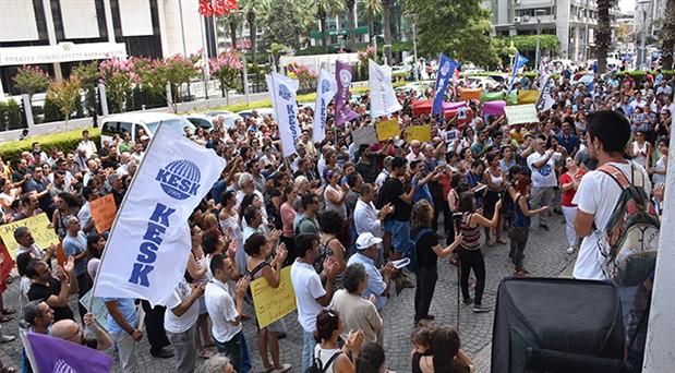 KESK 'güvenceli gelecek' için yarın Bakanlığa yürüyor