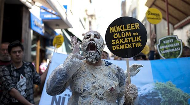 Nükleer şakaya gelmez