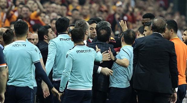 PFDK, Galatasaray-Başakşehir maçıyla ilgili kararını erteledi